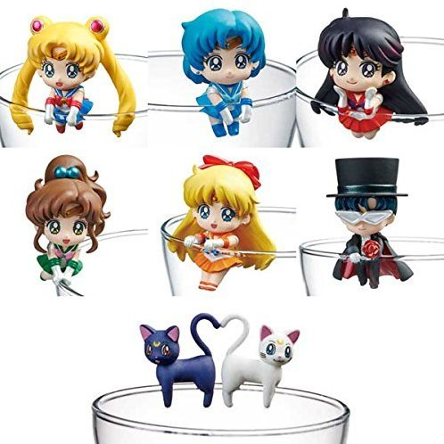Ochatomo Series Sailor Moon Moon Prism Cafe (Set of 8 pieces) (Re-run)