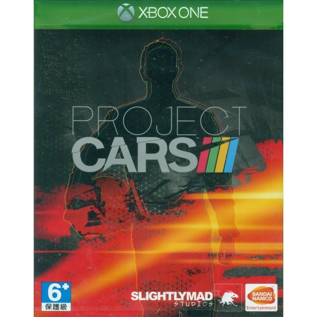 Project Cars (English)