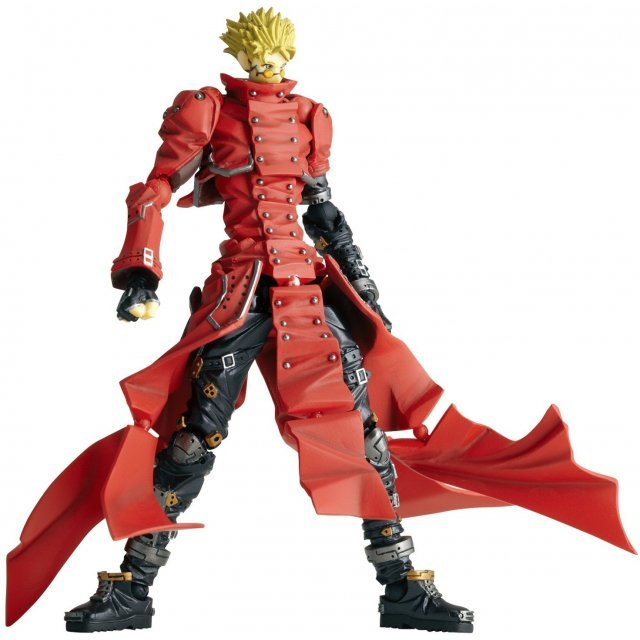 Revoltech Series No. 091 Trigun the Movie Badlands Rumble: Vash the Stampede (Re-run)