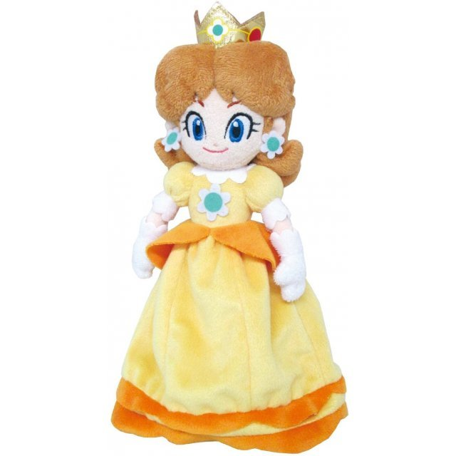 Super Mario All Star Collection Plush: AC06 Daisy (Small)