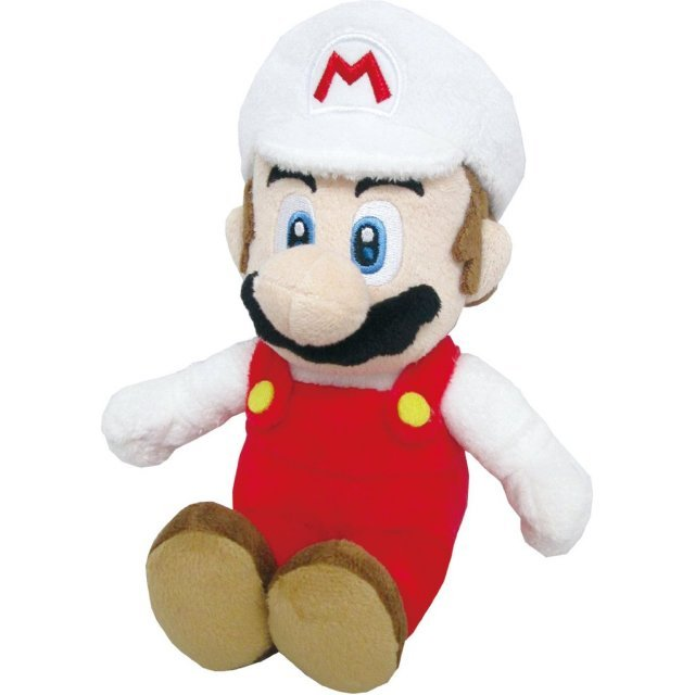 Super Mario All Star Collection Plush: AC07 Fire Mario (Small)