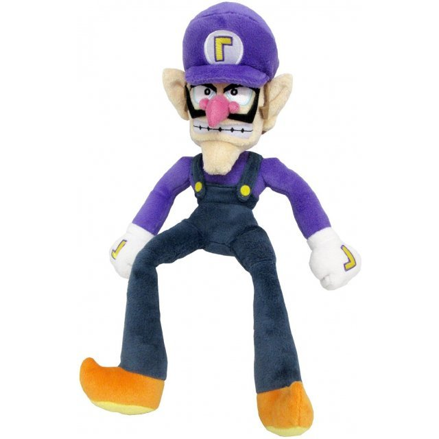 Super Mario All Star Collection Plush: AC09 Waluigi (Small)