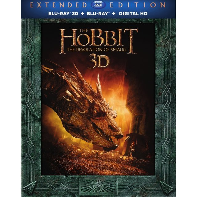 The Hobbit: The Desolation of Smaug 3D (Extended Edition)