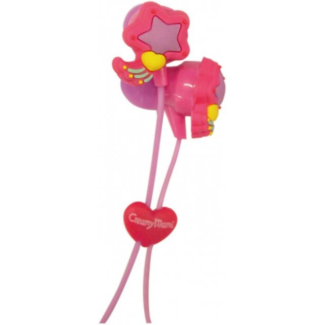 gourmandise Creamy Mami Stereo Earphone: Lumina Star