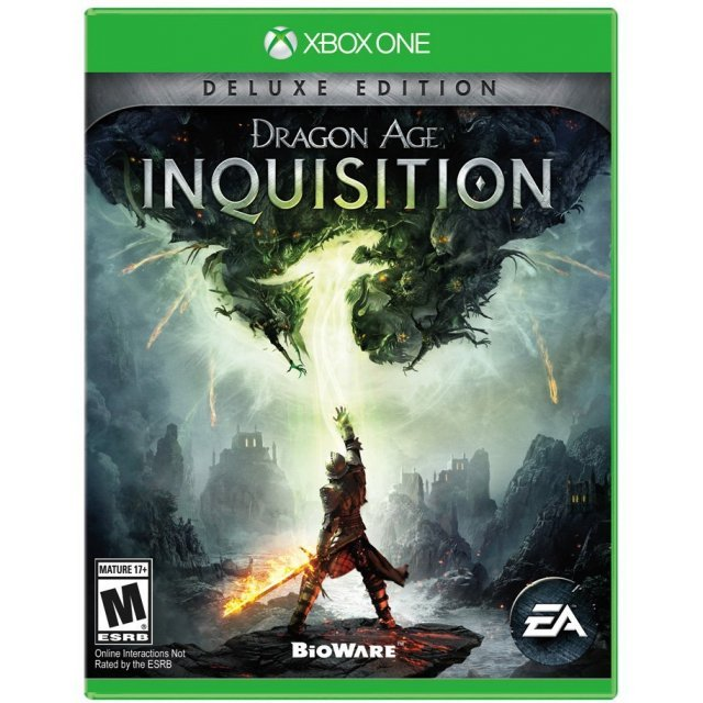 Dragon Age: Inquisition (Inquisitor's Edition)
