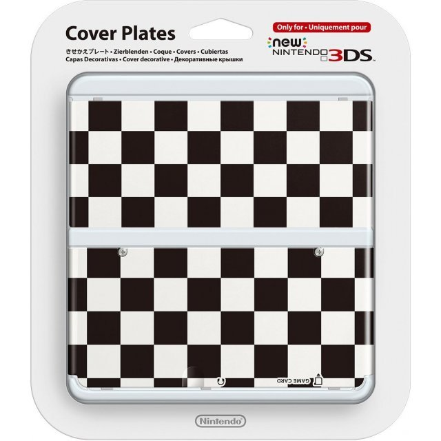New Nintendo 3DS Cover Plates No.008