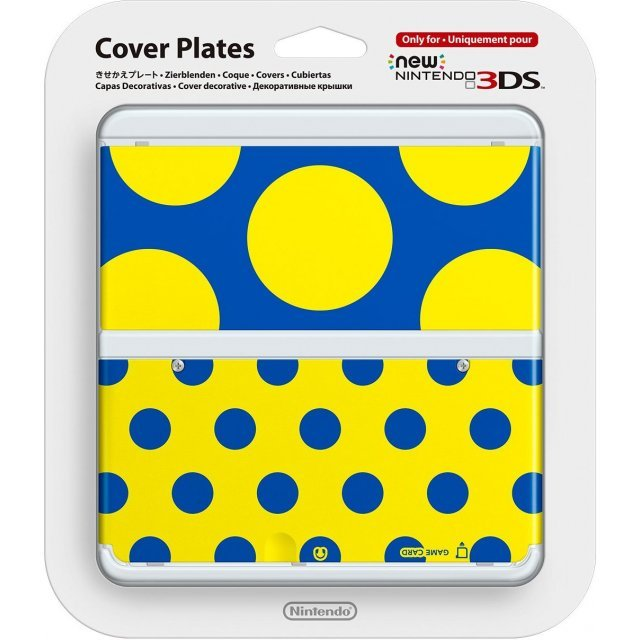 New Nintendo 3DS Cover Plates No.018