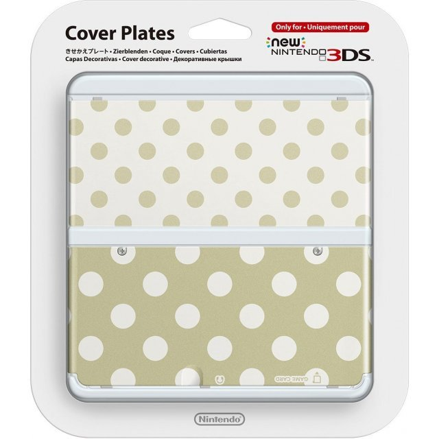 New Nintendo 3DS Cover Plates No.027