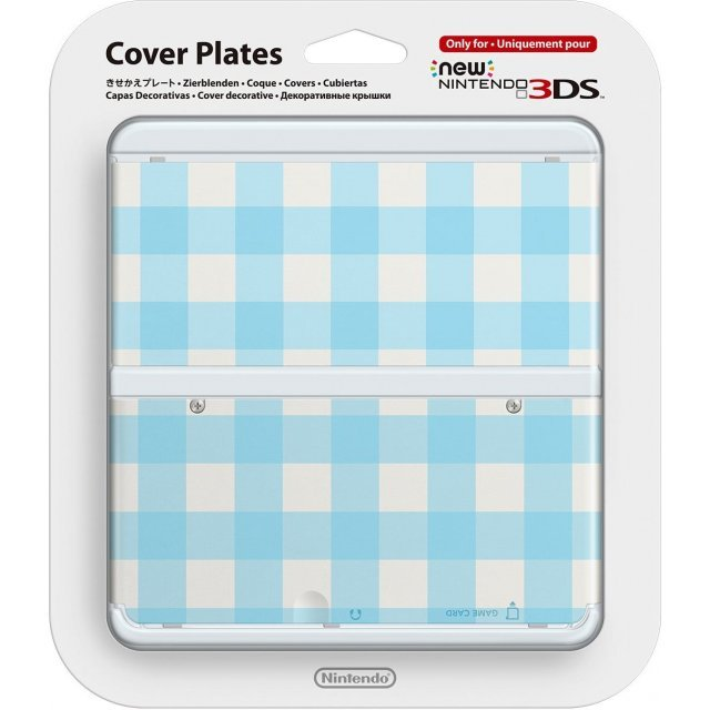 New Nintendo 3DS Cover Plates No.031
