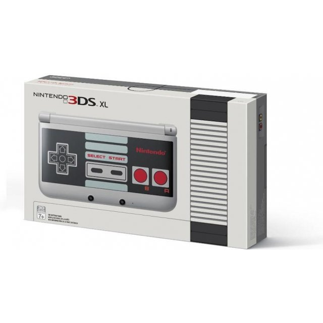 Nintendo 3DS XL - Retro NES Edition