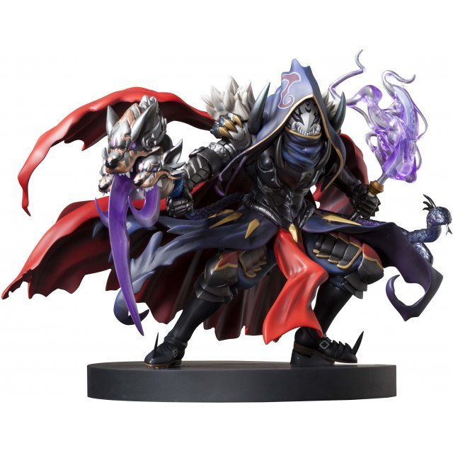 Puzzle & Dragons Ultimate Modeling Collection Figure: Underworld God Inferno Hades