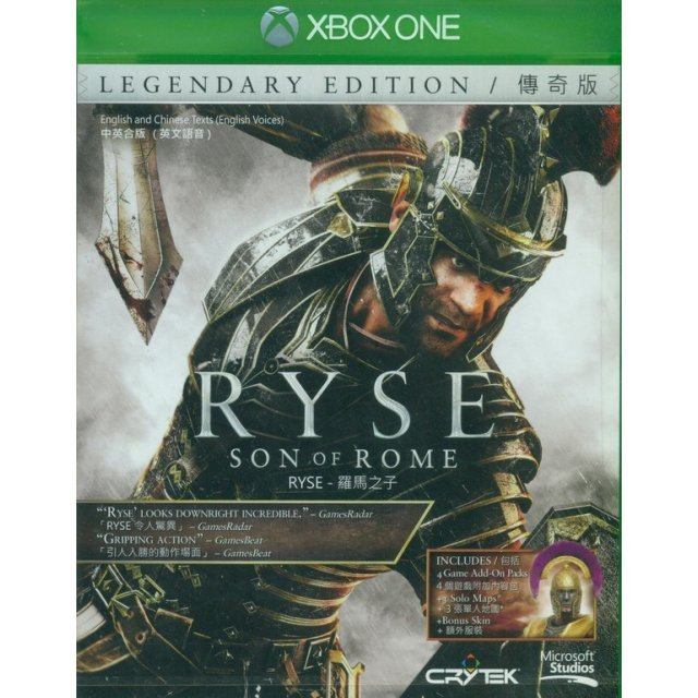 Ryse: Son of Rome [Legendary Edition] (Chinese Sub)