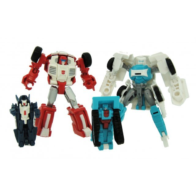 Transformer Legends: LG08 Swarp & Tailgate