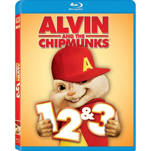Alvin and the Chipmunks Triple Feature