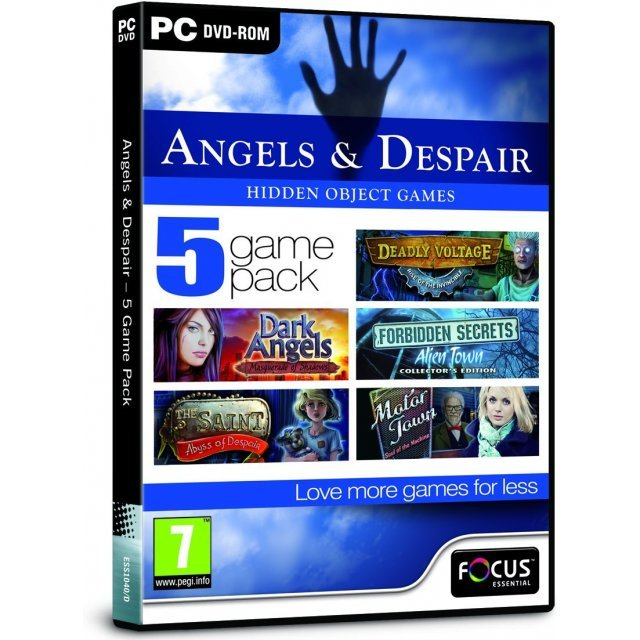 Angels and Despair - 5 Game Pack (DVD-ROM)