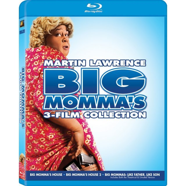 Big Momma's 3 Film Collection