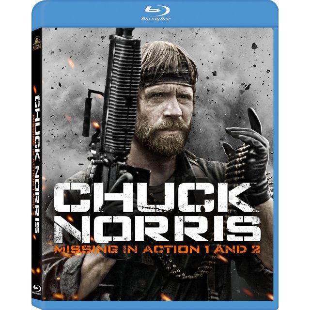 Chuck Norris: Missing in Action 1 & 2