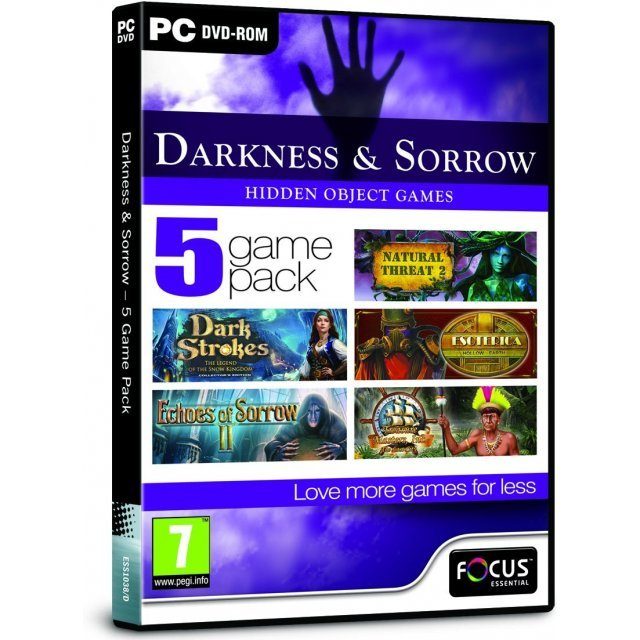 Darkness and Sorrow - 5 Game Pack (DVD-ROM)
