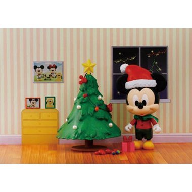 Disney Figure Series: Christmas Mickey
