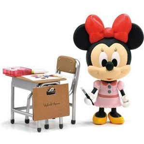 Disney Figure Series: Classroom Minnie