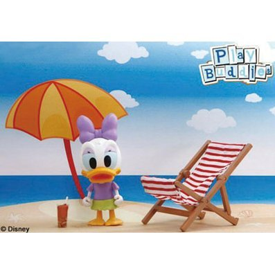 Disney Figure Series: Daisy Summer Vacation