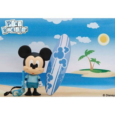 Disney Figure Series: Mickey Summer Vacation