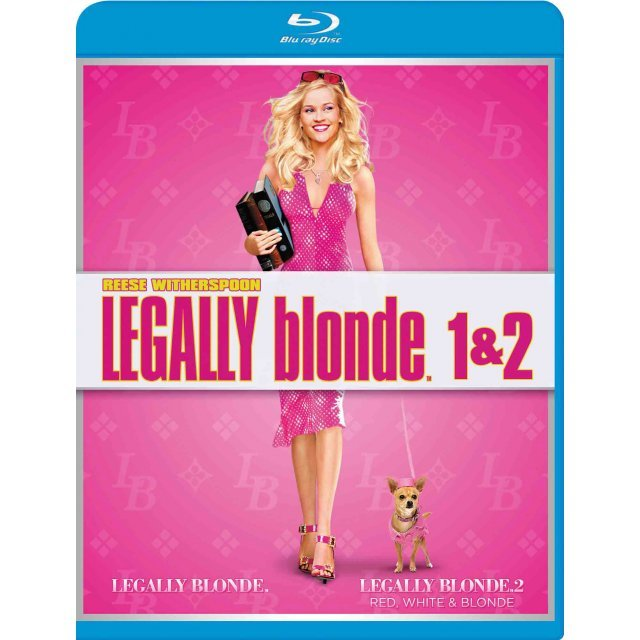 Legally Blonde 1 and 2