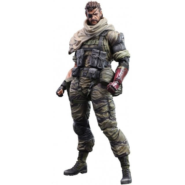 Metal Gear Solid V The Phantom Pain Play Arts Kai: Venom Snake (Limited Edition)