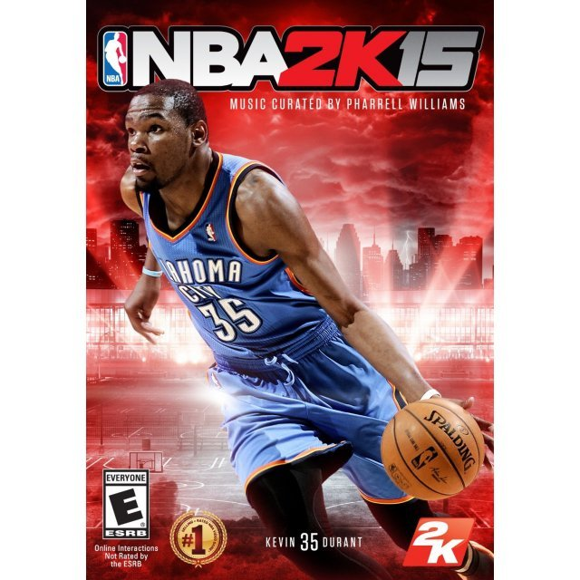 NBA 2K15 (DVD-ROM) (English)