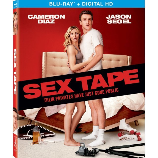 Sex Tape [Blu-ray+Digital HD]