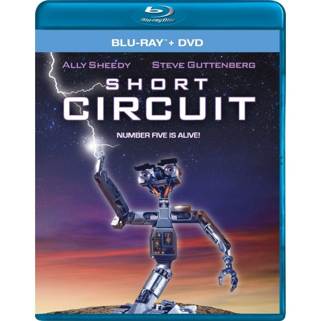 Short Circuit [Blu-ray+DVD]