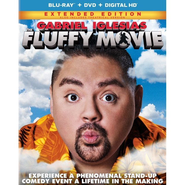 The Fluffy Movie Extended Edition [Blu-ray+DVD+Digital Copy+UltraViolet]