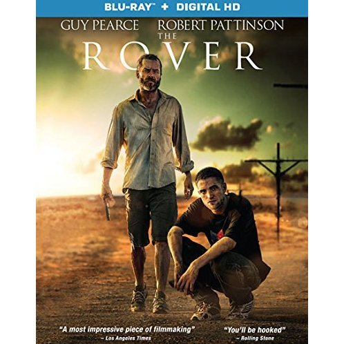 The Rover [Blu-ray+Digital HD]