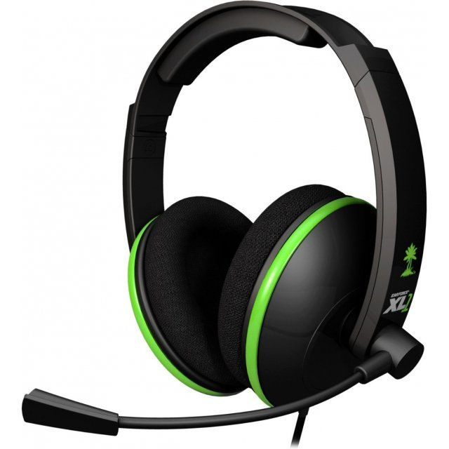 Turtle Beach Ear Force XL1 Amplified Headset (Black) Xbox360