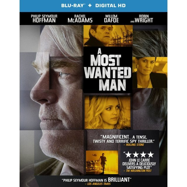 A Most Wanted Man [Blu-ray+Digital Copy]