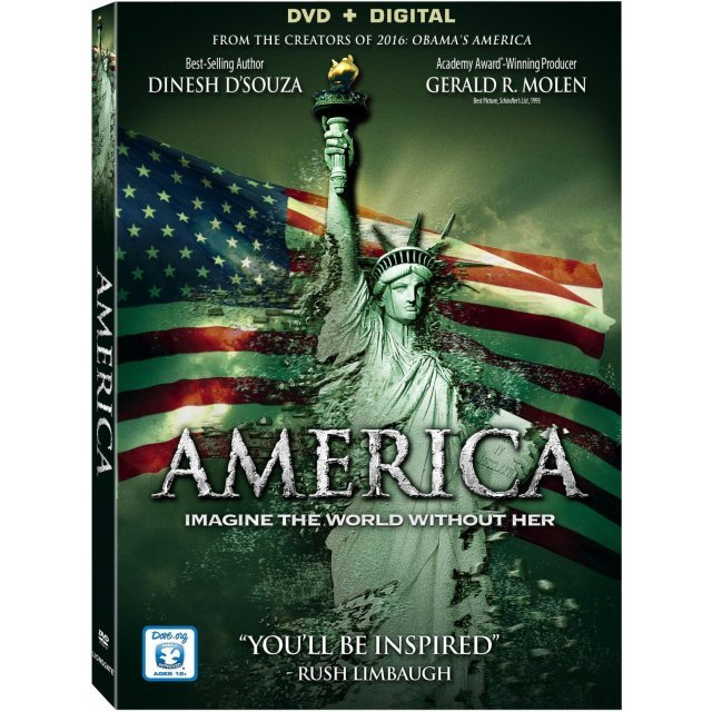 America: Imagine the World Without Her [Blu-ray+Digital Copy]