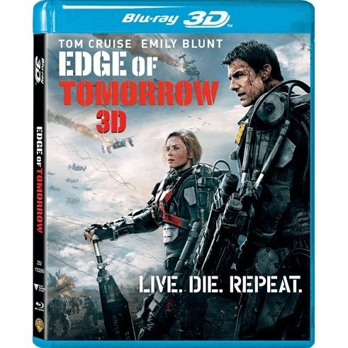 Edge Of Tomorrow [3D+2D]