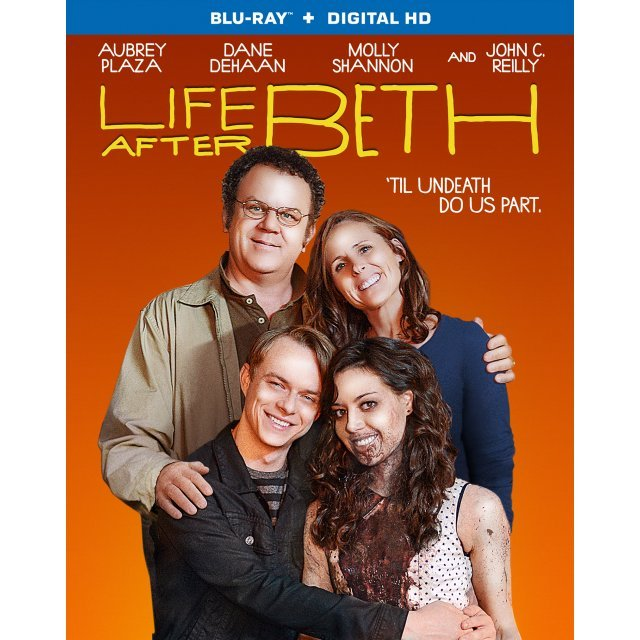 Life After Beth [Blu-ray+Digital Copy+UltraViolet]