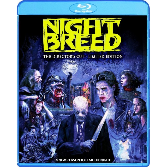 Nightbreed (Director's Cut) [Limited Edition]