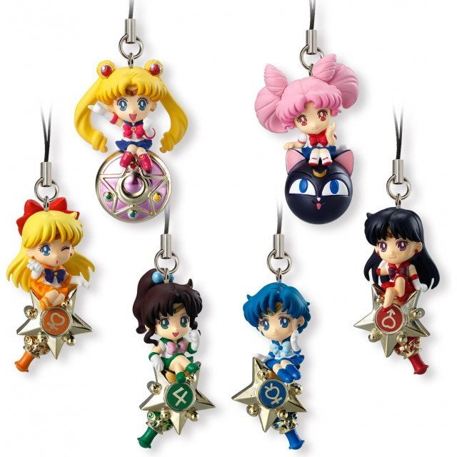 Sailor Moon: Twinkle Dolly (Set of 10 pieces)