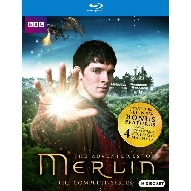 The Adventures of Merlin: The Complete Series