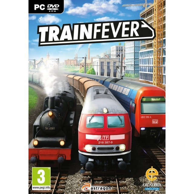 Train Fever (DVD-ROM)