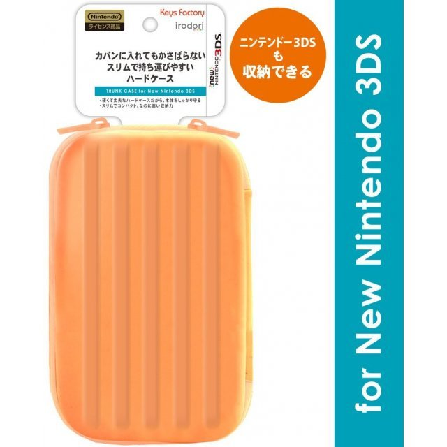 Trunk Case for New 3DS (Orange)