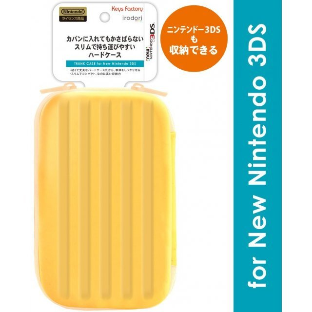 Trunk Case for New 3DS (Yellow)