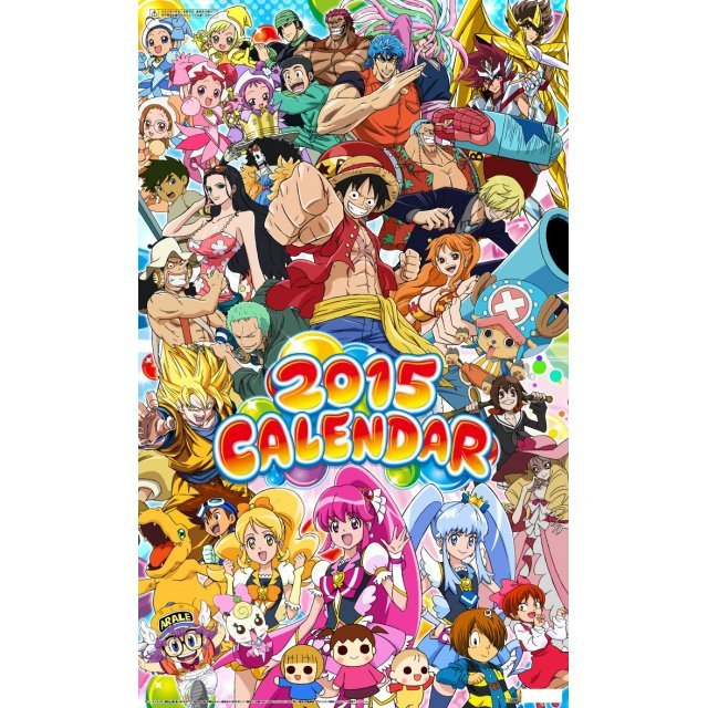 TV Cartoon [Calendar 2015]