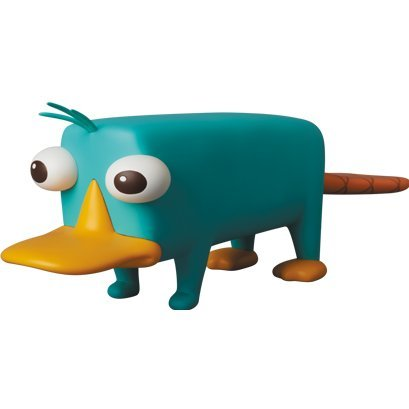 Vinyl Collectible Dolls Phineas and Ferb: Perry the Platypus