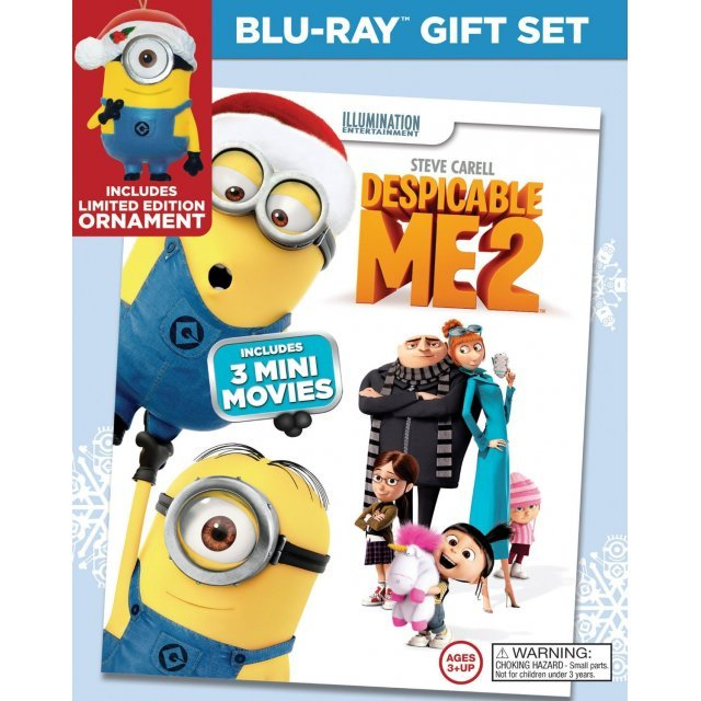 Despicable Me 2 (Limited Edition)