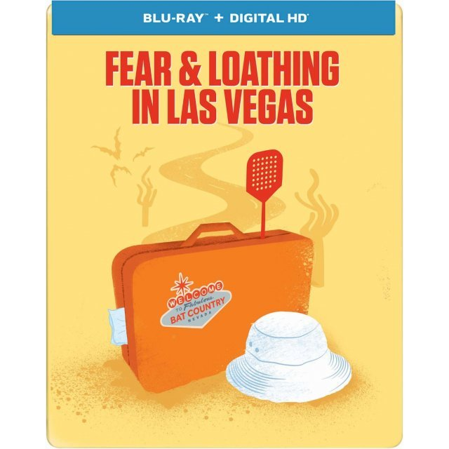 Fear & Loathing in Las Vegas (Limited Edition) [Blu-ray+UltraViolet]