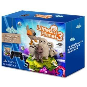 LittleBigPlanet 3 [Dualshock 4 (Jet Black) Bundle Set] (Chinese Sub)
