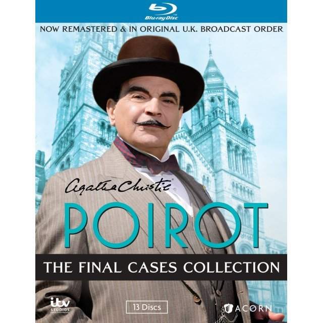 Poirot: The Final Cases Collection